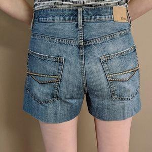Carbon Modified Cutoff Shorts